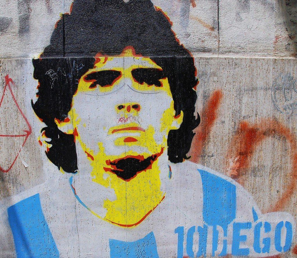 Mardona: The Man!