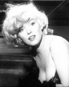 Marilyn Monroe Down-to-Earth