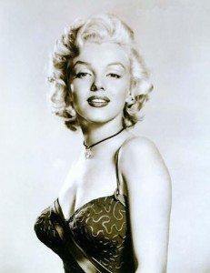 Marilyn Size Zero