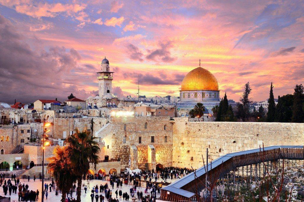 Israel at peace