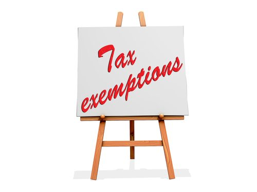 Church Tax exemptions spread the word, the wrong way
