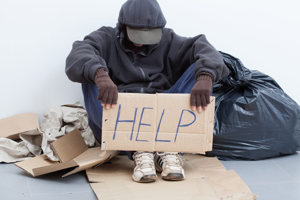 President Reagan's policy on mental health dramatically increase homelessness