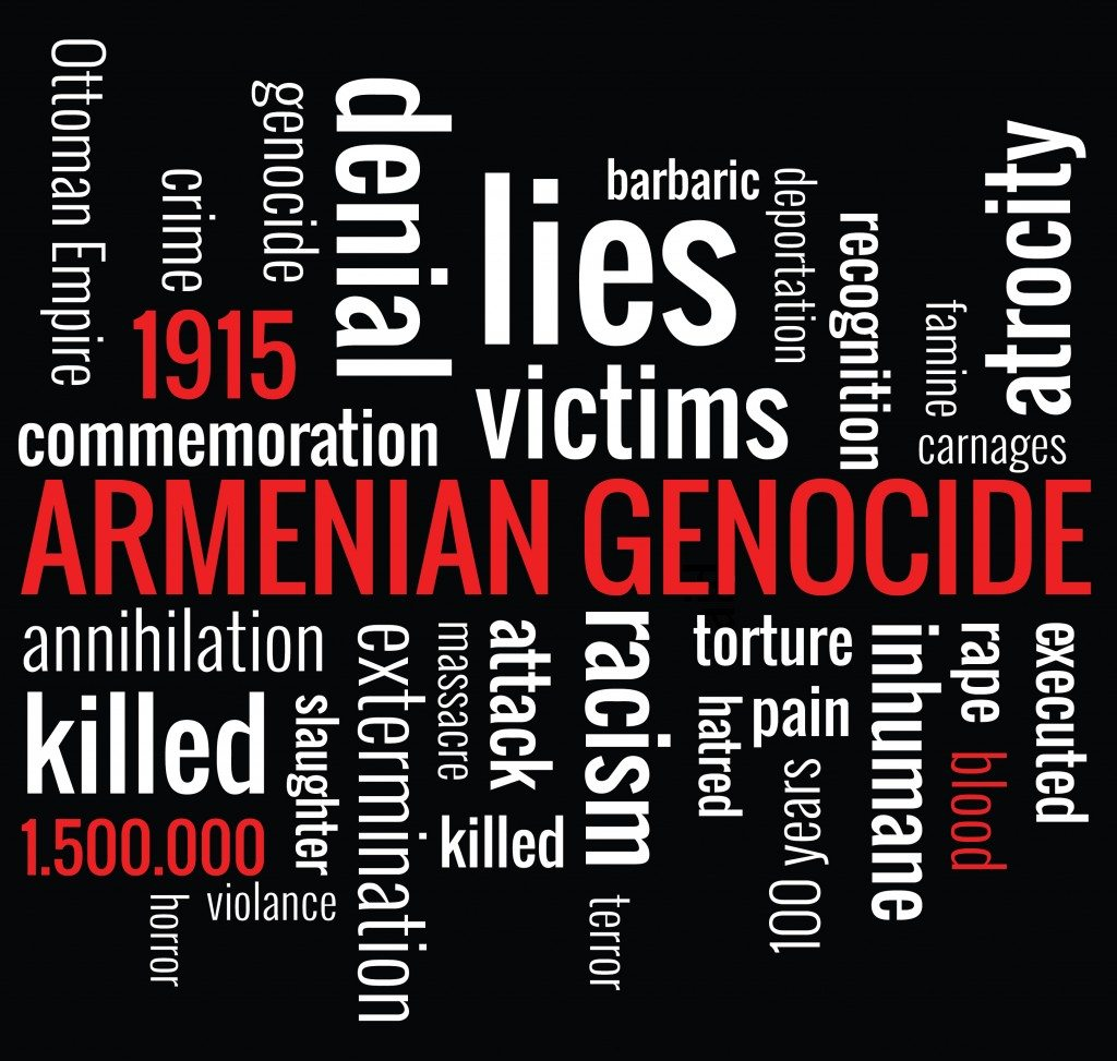 The Armenian Genocide.  When was the term Genocide coined?