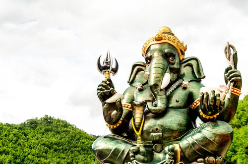 Abortion should be illegal because it contravenes God's will. I'm pretty sure Ganesha hates it.