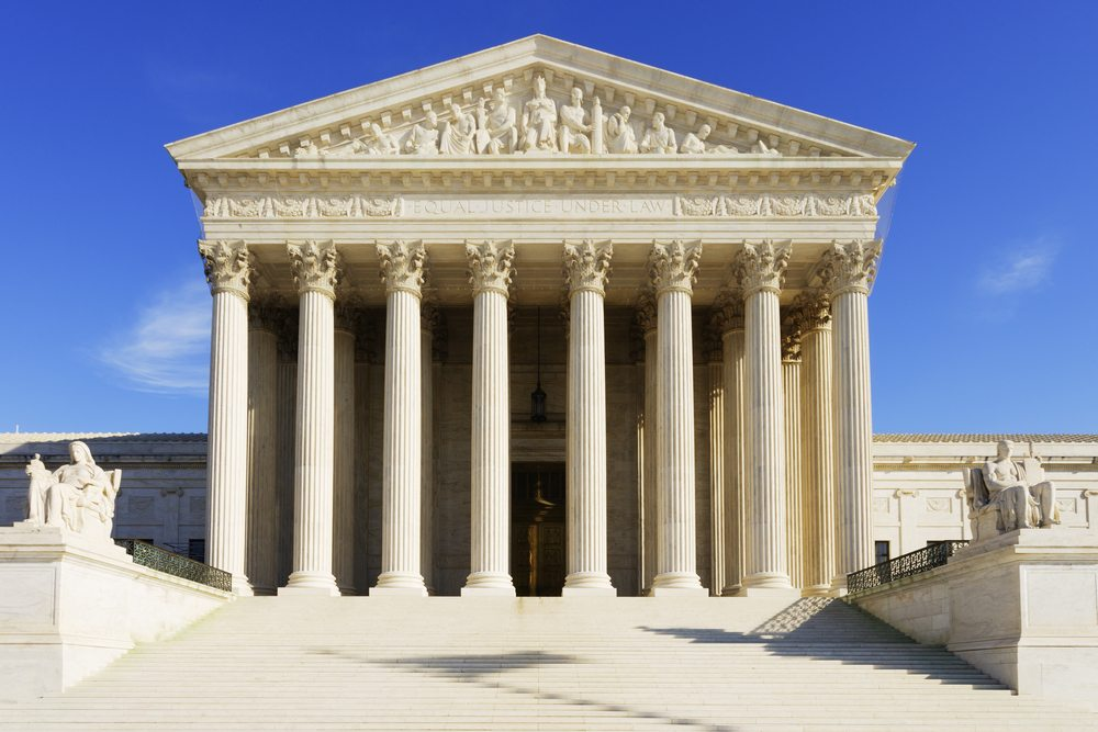 The Supreme Court has been all male and male dominated for far too long