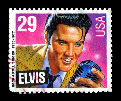 Everyone knows Elvis is still alive and living on the moon.  How is this a conspiracy.