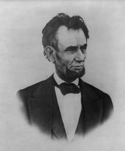 President Abraham Lincoln would rather be called, Prez or just Big Dog Lincoln