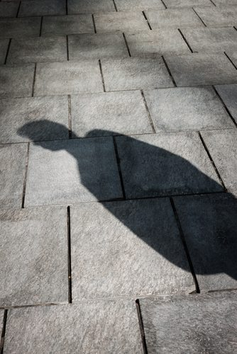 Dickens makes great metaphorical use of shadows and light