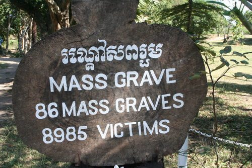 Only 5 people were tried for the atrocities of the Cambodian Genocide.